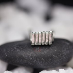 Fused Clapton Coil № 1.7 (0,12 Ом) by Dr.COIL