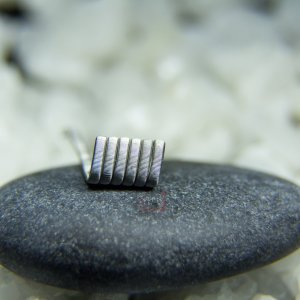 Triple Fused Clapton Coil № 2.6 (0,28 Ом) by Dr.COIL