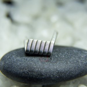Triple Fused Clapton Coil № 2.7 (0,11 Ом) by Dr.COIL