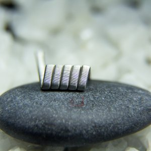 Triple Fused Clapton Coil № 2.8 (0,06 Ом) by Dr.COIL