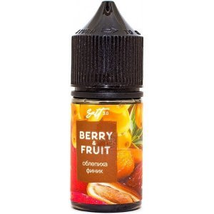 BERRY & FRUIT SALT Облепиха финик