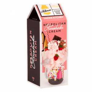 SMOKE KITCHEN x MILKMAN OVERSHAKE - NEAPOLITAN CREAM