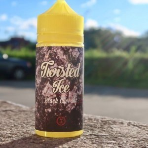 Twisted Ice - Black Currant