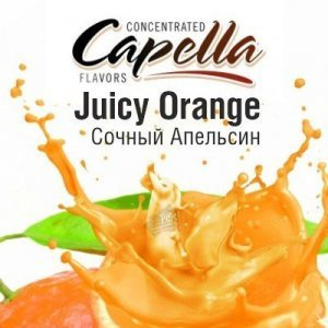 CAP Juicy Orange