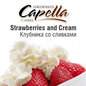 CAP Strawberries and Cream