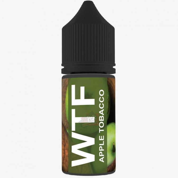 Жидкость WTF POD - APPLE TOBACCO