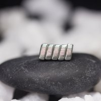 Triple Fused Clapton Coil № 2.2 (0,05 Ом) by Dr.COIL