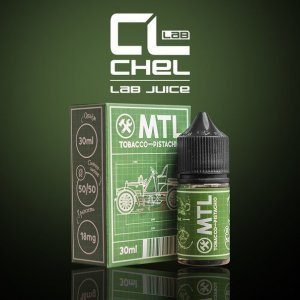 MTL - TOBACCO WITH PISTACHIO
