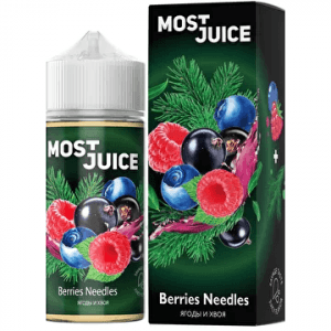 MOST JUICE - BERRIES NEEDLES