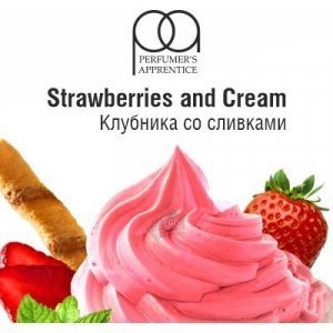 TPA Strawberry and Cream