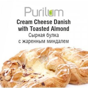 PUR Cream Cheese Danish with Toasted Almonds X2