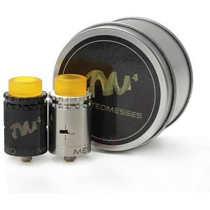 TWISTED MESSES V4 RDA Clone