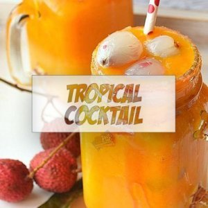 Жидкость Tropical Cocktail