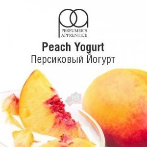 TPA Peach Yogurt