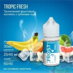 FROST Salt - Tropic Fresh