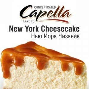 CAP New York Cheesecake