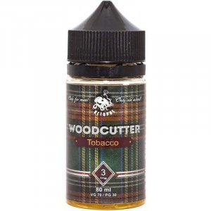WOODCUTTER Tobacco 80мл