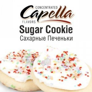 CAP Sugar Cookie