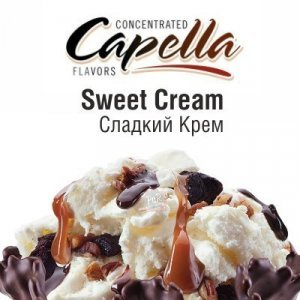 CAP Sweet Cream