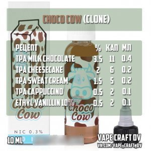 Choco Cow - Chocolate Milk Clone