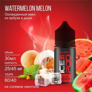ICEPOD Salt - MELON WATERMELON