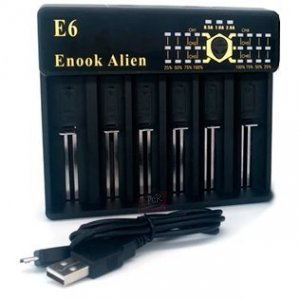 Enook Alien E6 Charger