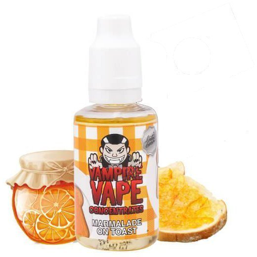 Жидкость Vampire Vape Limited - Marmalade On Toast в Хабаровске