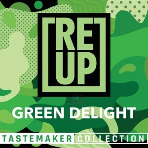 Жидкость CRFT - REUP GREEN DELIGHT