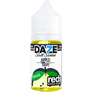 7 DAZE REDS SALT - Grape Apple