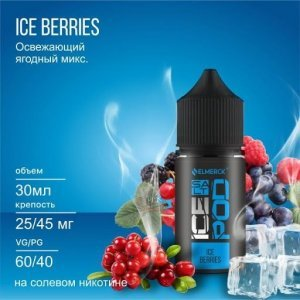 ICEPOD Salt - ICE BERRIES