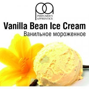TPA Vanilla Bean Ice Cream
