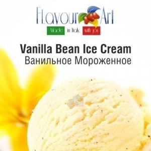 FA Vanilla Bean Ice Cream